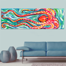 abstract animal painting on canvas bedroom decoration pictures art prints kids room decor posters no frame
