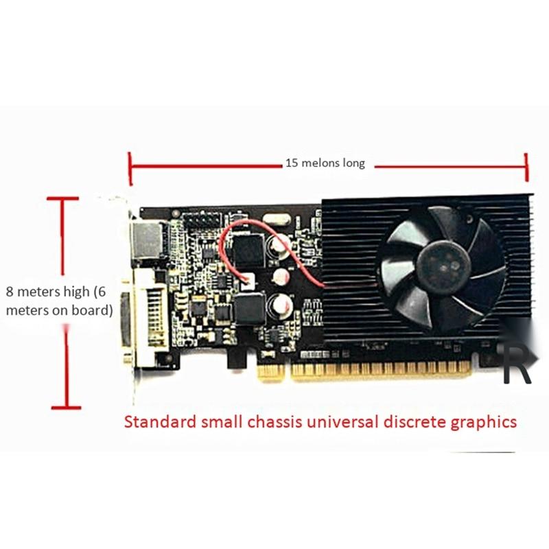 GT730 ie Card 64Bit GDDR3 GT 730 D3 Game Video Cards GeforceHDMI Dvi VGA Video Card 2