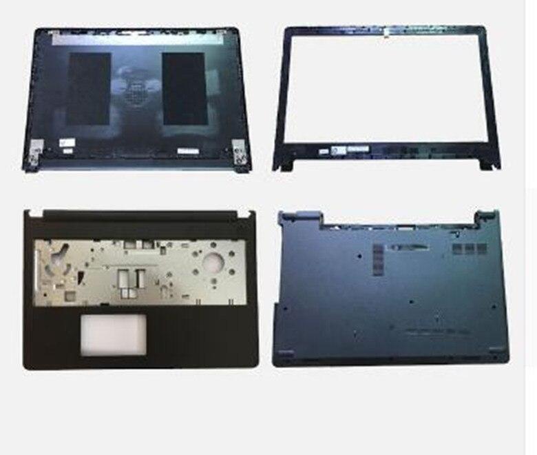 Новая верхняя крышка ЖК-дисплея для DELL inspiron 15 3558 3559 3552 15-3558 15-3552, панель ЖК-дисплея, Упор для рук, верхняя нижняя базовая крышка