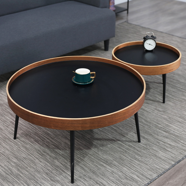 Round Coffee Tables  4