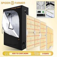 Sf 1000w 2000w 4000w aranha agricultor espectro completo led crescer luz samsung lm301b meanwell motorista placa quântica para planta de flor