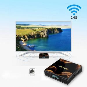 Image 4 - HK1Lite アンドロイド 9.0 スマート tv ボックス 2 ギガバイト DDR3 16 ギガバイト 2.4 3g wifi 4 18k RK3228A クアッドコア H.265 メディアプレーヤー pk hk1mini x96