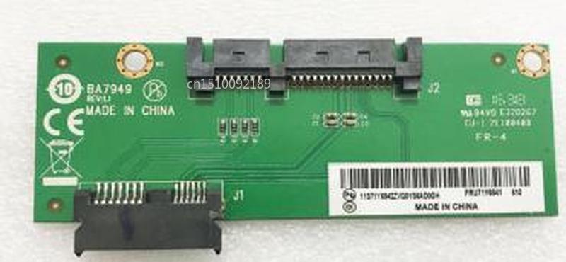 Original For Lenovo M78 M81 M83 M93 M93P M82 E32 P300 M92 M92P E31 M90 M90P M91 M91P HDD Bracke HDD PARTS Board FRU 71Y6841