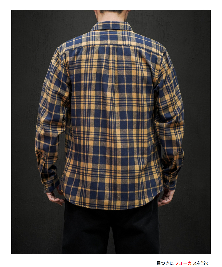 Brand 2020 Spring Autumn Long Sleeves New Flannel Collar Korea STYLE Shirt For Men's Plaid Harajuku Clothing
