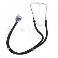Professional Multifunctional Stethoscope Portable Medical Stethoscope Dual Headed Double Tube