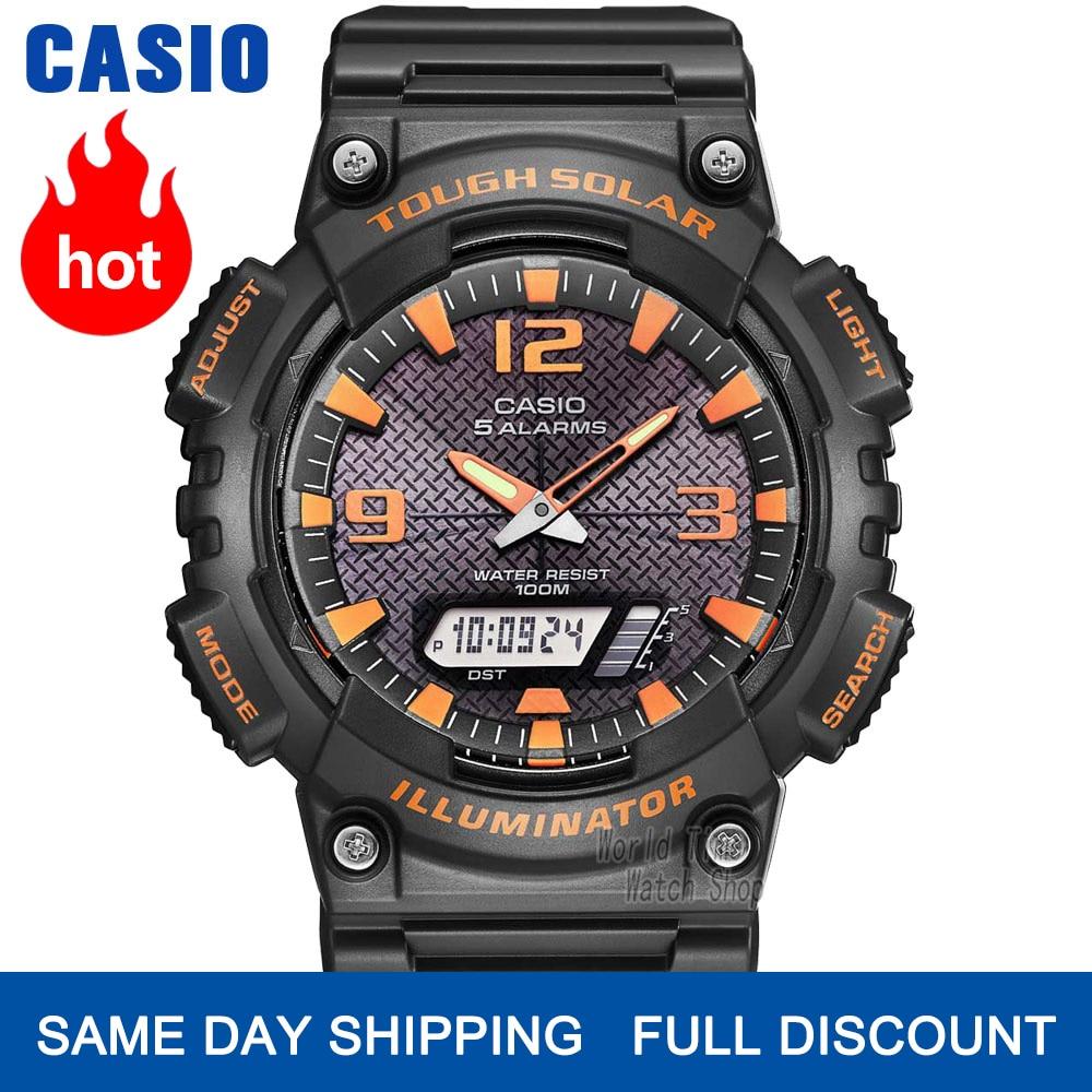 Casio Watch Men Top Luxury Set G Shock Waterproof Sport Quartz Watch LED Digital Military Men Watch Solar Wrist Watch Relogio