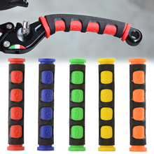 Soft Anti-Slip Brake Handle Silicone Sleeve Motorcycle Bicycle Protection Cover Accessories Boutique Protective Gear Wholesale