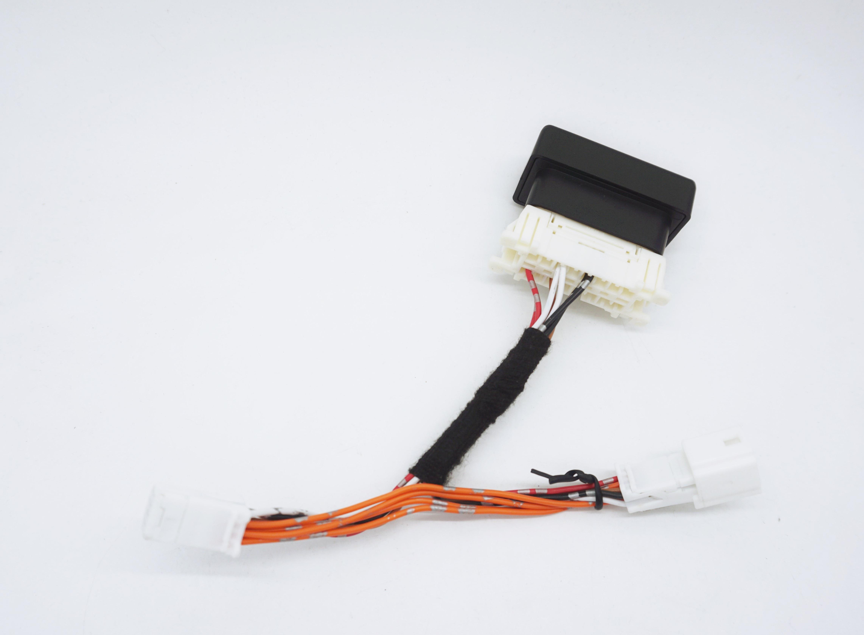 Bloqueo de velocidad OBD del coche Bloqueo de engranaje de desbloqueo Plug And Play para Nissan x-trail/Qashqai 2017-2019