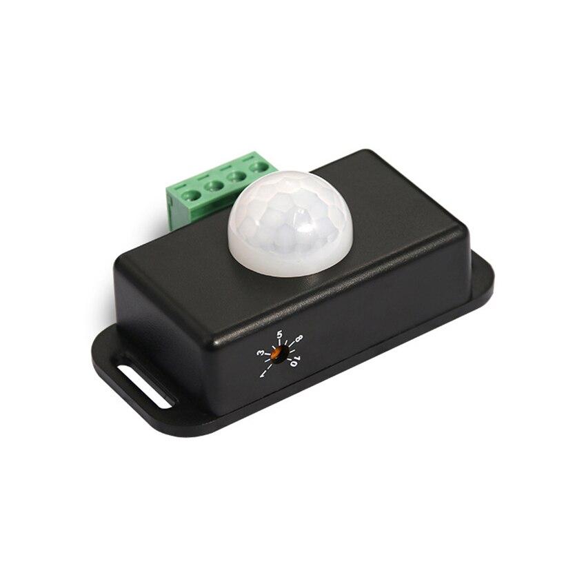 detector temporizador movimento função sinal controle pir