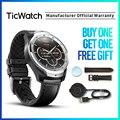 Ticwatch pro reloj inteligente versión Global con el desgaste OS por Google para iOS y Android NFC pago GPS impermeable Bluetooth Smartwatch