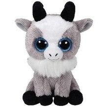 Ty Gabby koza pluszowe zabawki zwierzęta wypchana lalka prezent 15cm