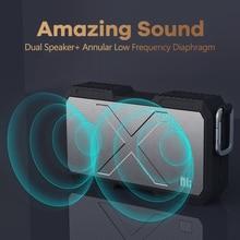 Nillkin Bluetooth Speaker Subwoofer Outdoor Waterproof Speaker Portable Home Computer wireless speaker box can charging Phone