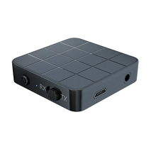 Bluetooth 5,0 аудио приемник передатчик 2 в 1 RCA 3,5 мм 3,5 AUX Jack USB музыка стерео Беспроводные адаптеры для автомобиля ТВ MP3 ПК