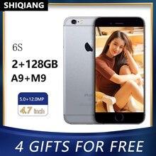 Apple Used Unlocked Original iPhone 6s Smartphone 2GB RAM 16/32/64/128GB ROM Fingerprint 4G LTE 5MP Mobile Phone