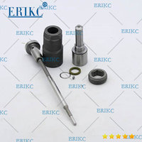 ERIKC 0445120134 CRIN Common Rail injector repair nozzle DLLA141P2146 for bosch injector 0 445 120 134