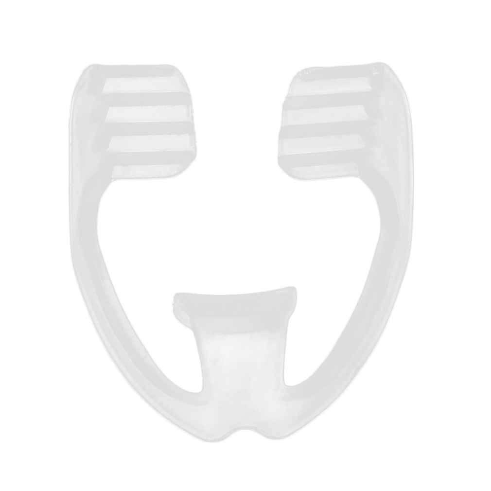 Sleeping Mouth Guard Stop Teeth Grinding Anti Snoring Bruxism with Case Box Sleep Aid Eliminates Snoring Health Care 2018