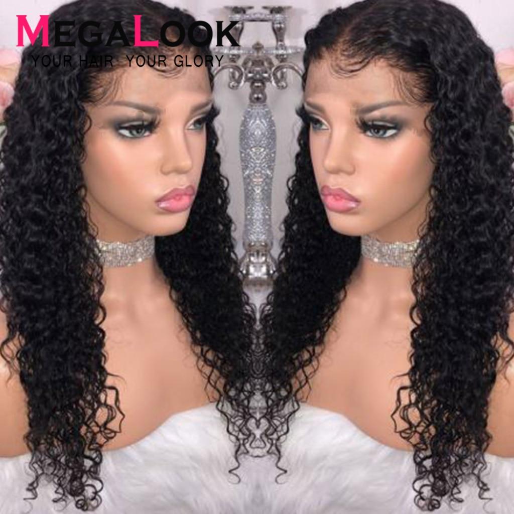 Глубокая волна парик закрытие 4x4 6x6 Кружева Закрытие парик человеческих волос парик Remy 30 дюймов бразильские парики для черных женщин глубок... - 2