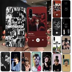 One Direction Louis Tomlinson Phone Case For Huawei Honor 7A 8X 9 10 20lite 10i 20i 7C 8C 5A 8A Honor Play 9X pro Mate 20 lite