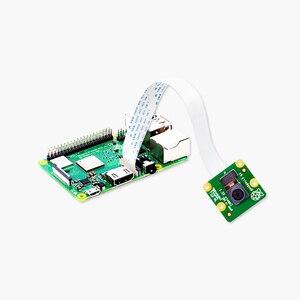 Image 4 - 新しいラズベリーパイ 3 モデルb + カメラV2 ビデオモジュール 8MP