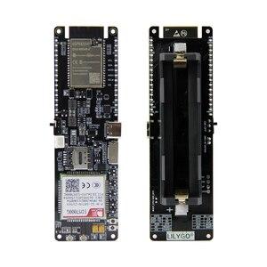 Image 5 - Ttgo T SIM7000GモジュールESP32 WROVER Bチップwifi bluetooth 18560 バッテリーホルダーソーラー充電開発ボード