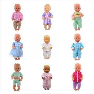 New Pajamas Clothes Fit 35 cm Nenuco Doll Nenuco y su Hermanita Doll Accessories