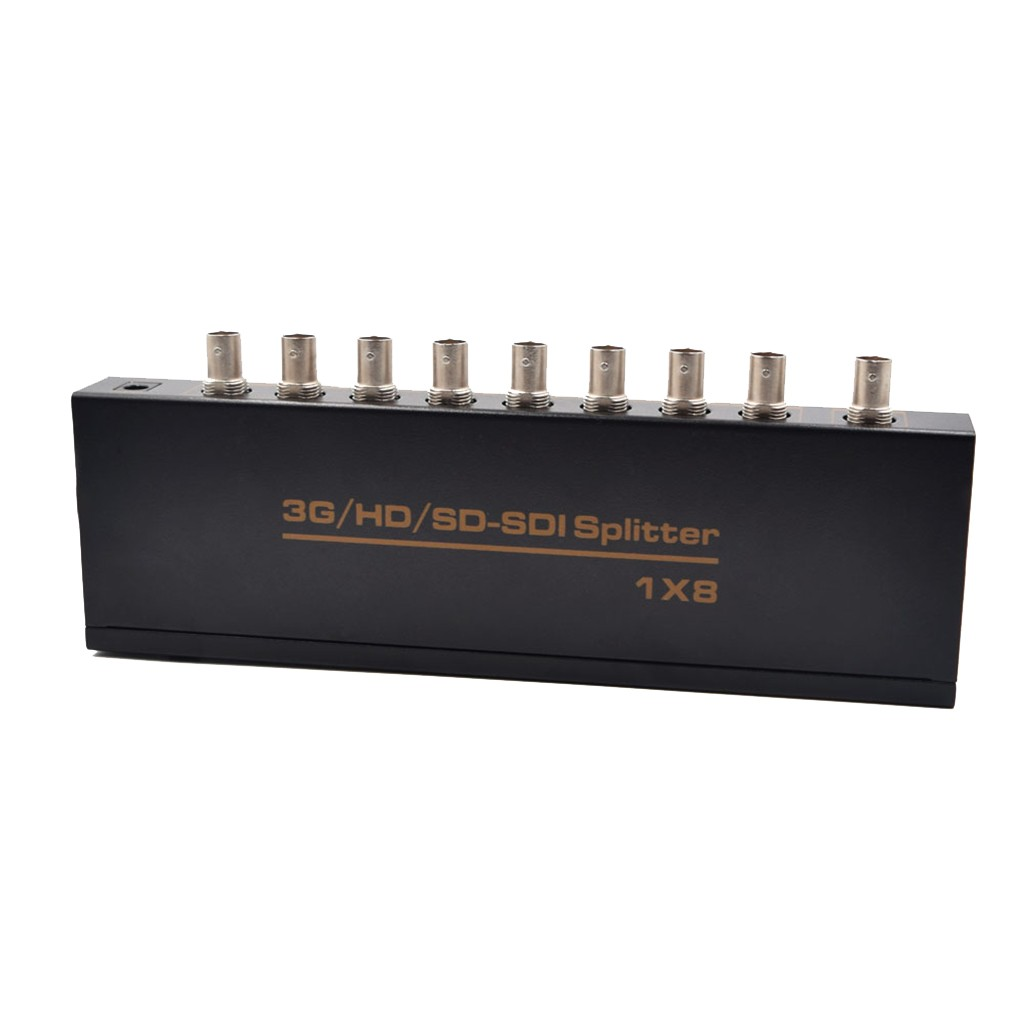 Hot sale NK-918 SDI One Input And Eight Output Distributor SD/HD/ 3G SDI 1x8 SPLITTER Computer accessories Tablet Pc планшет