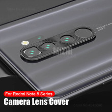 For xiaomi redmi note 8 pro Camera Lens Protector on xiomi redmi note8 pro note 8t Back Lens Protection Ring Phone Accessories