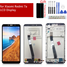 for Xiaomi Redmi 7A LCD Display Touch Screen Digitizer Assembly with F