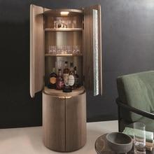 10x Pack, 150cm High Mini Home Bar, Barrel Shaped Drink Cabinet / 50x150cm, Wood Made