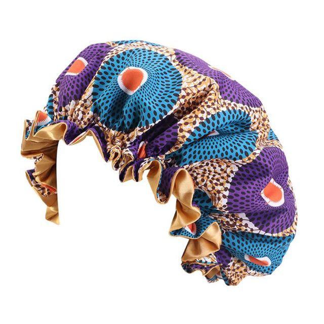 Élégant Ronde africaine en forme de bonnet pour enfants