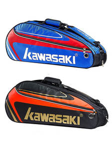 Badminton-Bag Shoe-Bag Racket Racquet Squash Waterproof with Men Can-Hold-3 Team Single-Shoulder