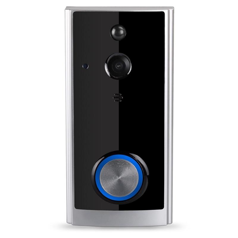 1080P Smart Video Doorbell WiFi Camera Intelligent APP Control Wireless Doorbell IP Camera Home Security Monitoring