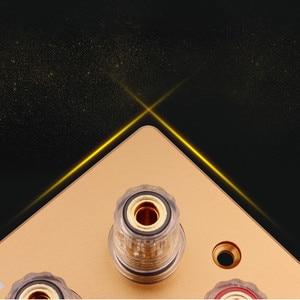 Image 4 - אודיו מסוף לוח 5.1 מערכת 86 סוג בננה נקבה קיר תקע Hifi Y שקע אקוסטית מסופי רמקול מחייב הודעה לוחית
