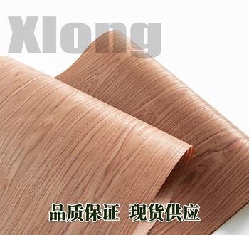 L:2.5Meters Width:55cm Thickness:0.2mm Technology Wood Rosewood Skin Imported Rosewood Pattern Wood Skin Solid Wood red wood rosewood logs african yellow rosewood knife handle bars african timber