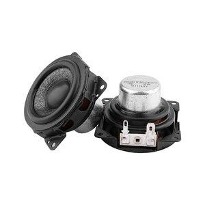 Image 4 - Aiyima 2PC 2 Inch Sốt Đầy Đủ Trình Điều Khiển Loa 4ohm 16W Âm Thanh Loa Cột Tự Làm Cho loa Bluetooth