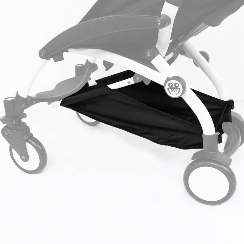 Baby Stroller Shopping Basket Shopping Bag Cart Accessory Baby Car Diaper Bag Suitable For Yoya  Yoyo Babyzen,etc
