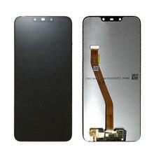 Huawei 社 nova 3 Lcd ディスプレイタッチスクリーンデジタイザアセンブリの交換アクセサリー 100% 新 PAR LX1 PAR LX9 液晶 nova 3 画面