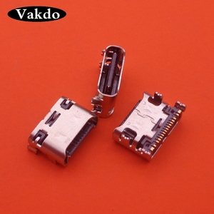 Image 2 - 50pcs USB Charging Port Dock charger Connector For Samsung Galaxy A80 A805 A805F SM A805F