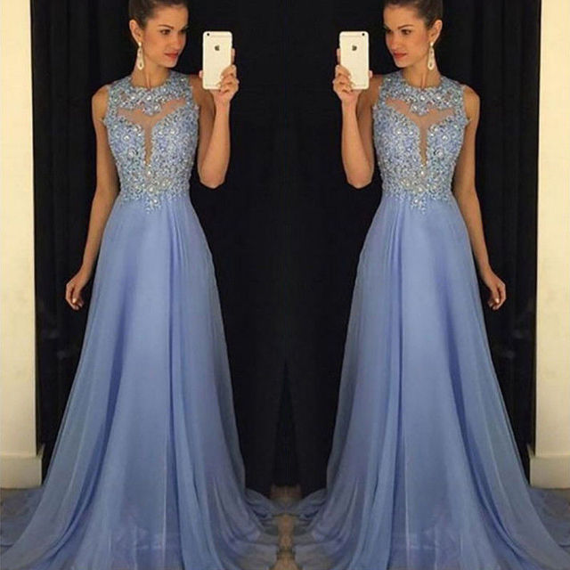 Fashion Wedding Evening Ball Gown Party Prom Elegant Long Dress Women Clothes Ladies Sexy Women Formal Dress