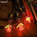 Edison lâmpada lâmpada do vintage e27 40 w 220 v lâmpada incandescente luzes do feriado globo ampola filamento decoração da lâmpada para pingente