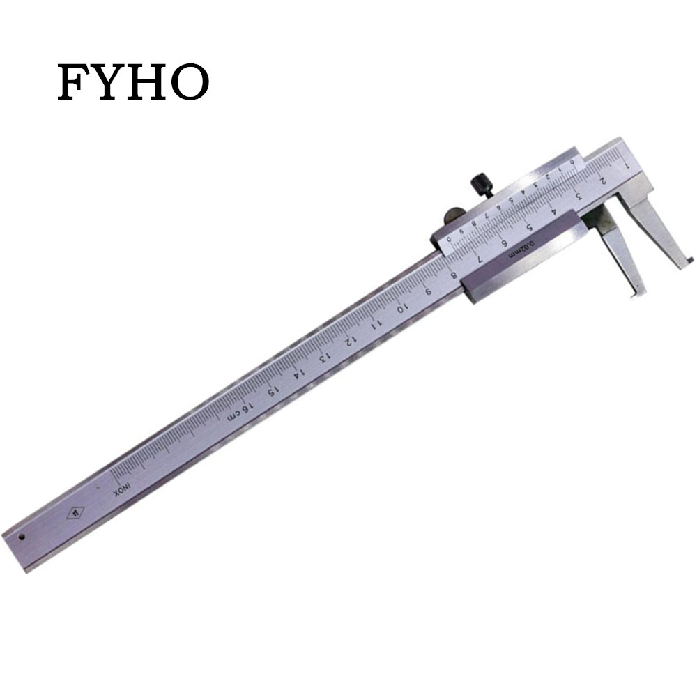 Inner Diameter Caliper 10-160mm Steel Measuring Tools Inner Groove Vernier Caliper Measur Gauge HY124