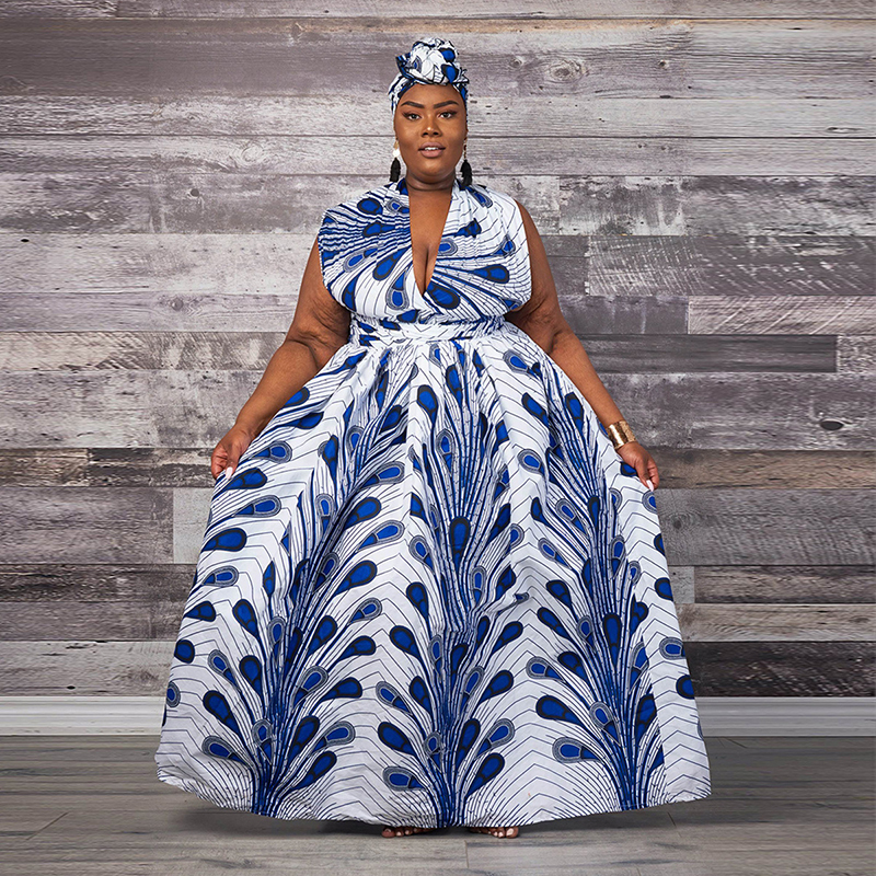 @Cacey african dress 2