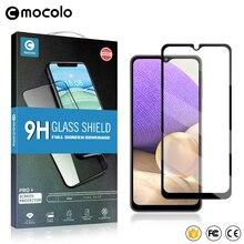 Mocolo oleorepellente 2.5D 9H pellicola in vetro temperato A copertura totale per Samsung Galaxy A32 2021 4G 5G A 32 64/128 GB proteggi schermo