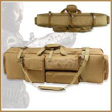 Большая сумка для тактического пистолета m249 чехол винтовки