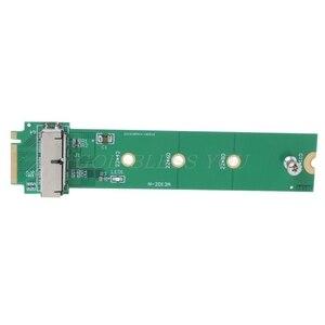 Адаптер PCI-e для MacBook Air Pro, 12 + 16 штырьков SSD в M.2 Key M (NGFF), адаптер для ПК, компьютерные аксессуары, Прямая поставка