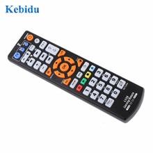 KEBIDU akıllı IR uzaktan kumanda öğrenme fonksiyonu ile uzaktan kumanda TV STB CBL DVD SAT DVB HIFI TV kutusu l336