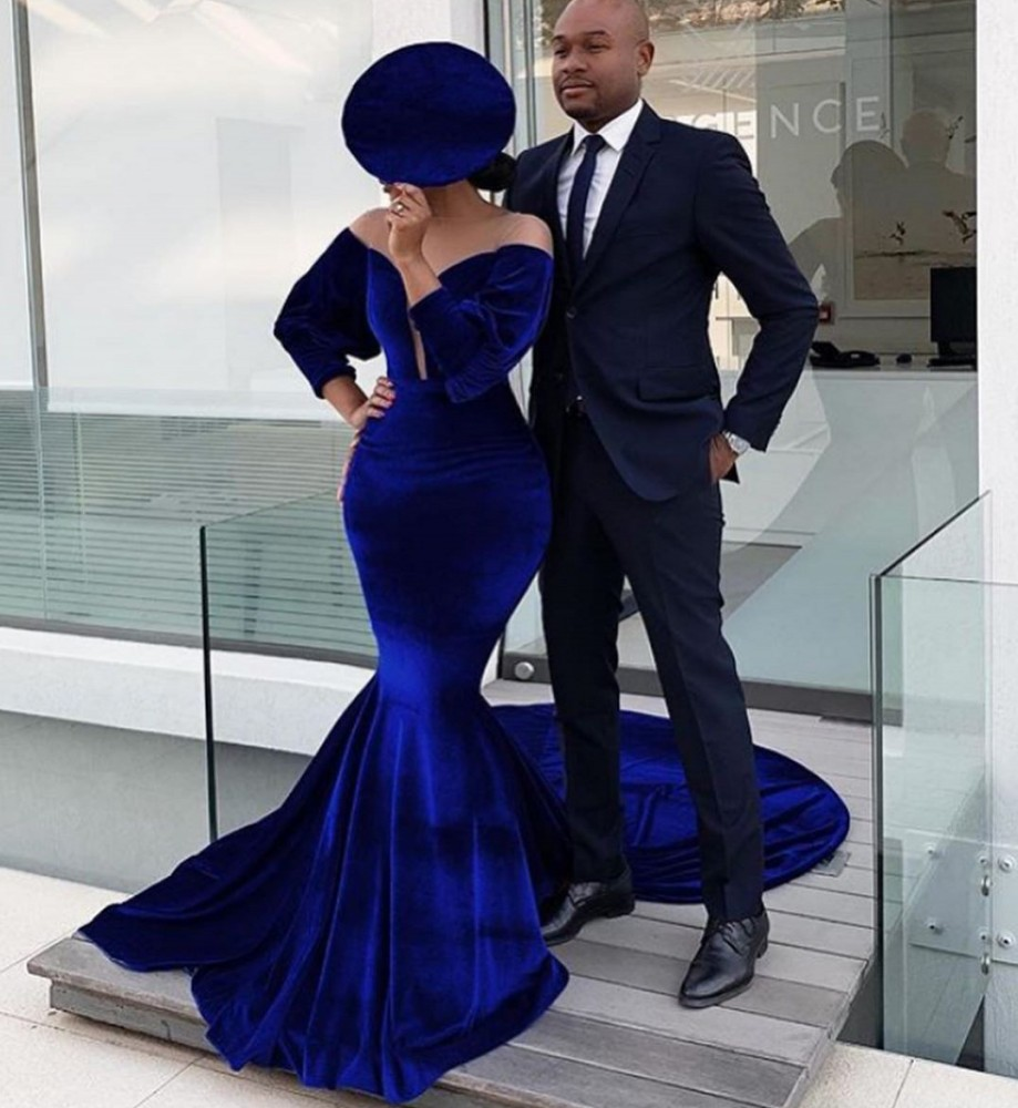 2020 Long Plus Size Muslim Prom Evening Dresses Dubai Women's Night Formal Party Gala Dress