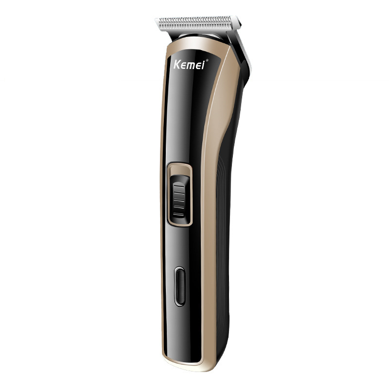 Kemei Hair Clipper KM-418 Hairdressing Fader, Razor, Small Hair Scissors With Limit Comb