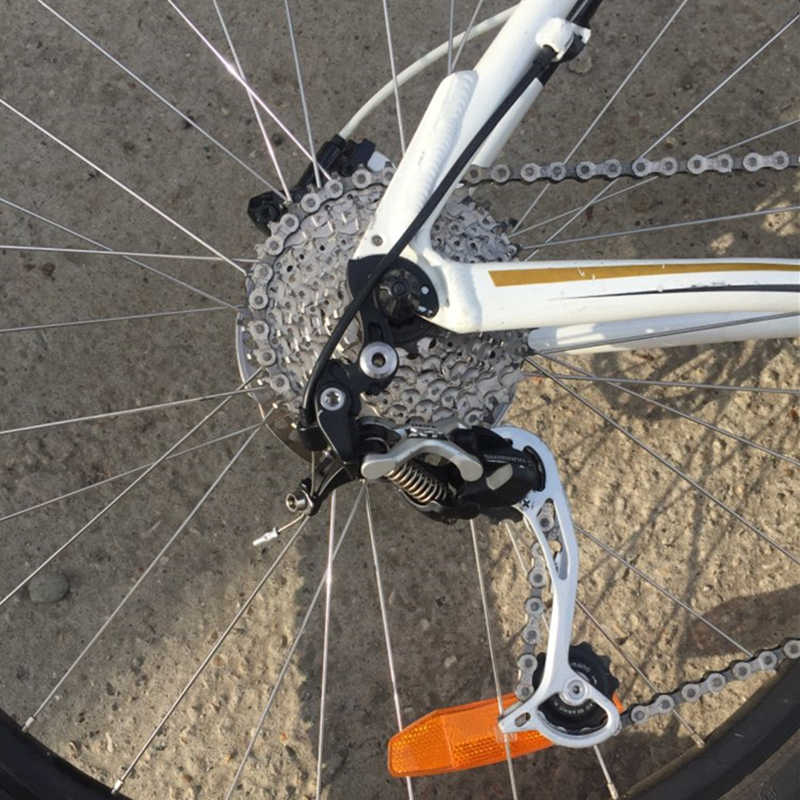 2 шт./партия велосипедный переключатель вешалка рамка Задний переключатель Шестерня вешалка для велосипеда gt Avalanche 9R elite 2018