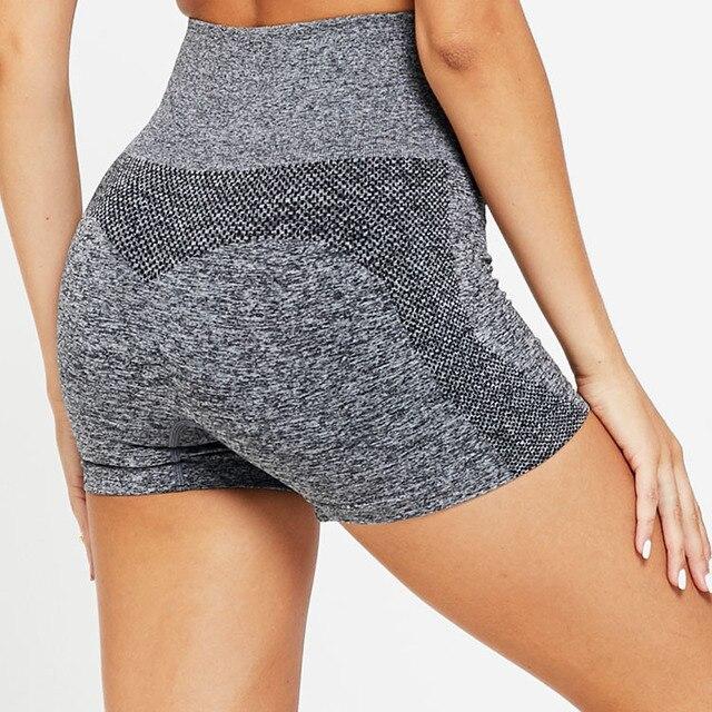 Women Yoga Shorts  2